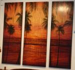 %234+Kawaihae+Sunset+Triptych+-+1st+Place+Open
