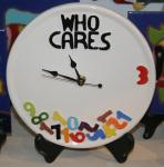Who+Cares+-+Ceramic+Clock