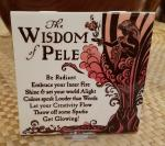 Pele+Wisdom+-+6%22+Hawaiian+Ceramic+Tile